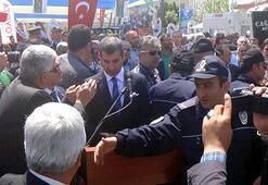 CHPli vekil hükümeti eleştirince yuhalandı