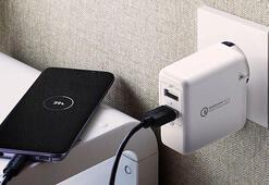 Spigen F207 çift USB çıkışlı hızlı şarj cihazı inceleme: Küçük ama güçlü