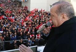 Cumhurbaşkanı Erdoğandan Karamana havalimanı müjdesi