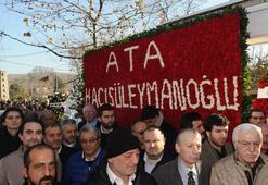 İsmail Hacısüleymanoğlunun cenaze töreninde kalabalık sokağa taştı