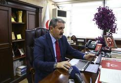BBP Genel Başkanı Destici, AA Yılın Fotoğrafları oylamasına katıldı