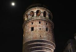 Galata Kulesi rengarenk