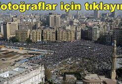 Tahrir Meydanında iki milyon gösterici