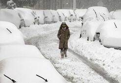 ABDde kar fırtınası 19 can aldı