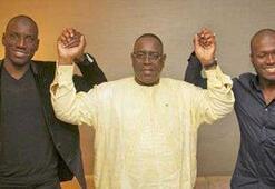 Senegal Devlet Başkanından Sow ve Baya şampiyonluk sorusu