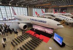 THY'nin yeni kargo uçağı İstanbul'da