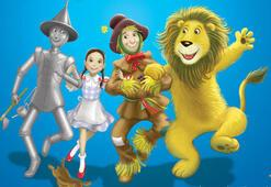 """Çocuklar """"Oz Büyücüsü""""ne bayılacaklar"""
