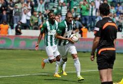 Bursaspor-İstanbul Başakşehir: 4-1
