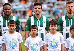 Werder Bremenin izleme heyeti Bursada