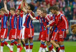 Bayern Münih - Hertha Berlin: 1-0