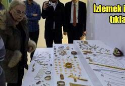 Domuz bağı cinayetinde çalınan altınlar bulundu