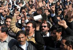 Pakistanda THY protestosu