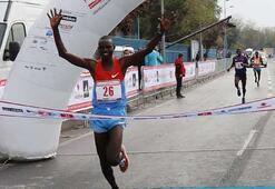Vodafone İstanbul Yarı Maratonunda zafer Kiplagatın
