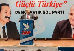 DSP seçim bildirgesini açıkladı