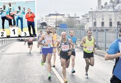 Maratonda zafer yine Kenyalıların