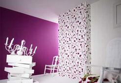 Hızlı ve çarpıcı etki: Duvar kağıdı