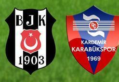 Beşiktaş Karabükspor maçı sonucu ve özeti