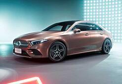 Mercedes-Benz A-Serisi L Sedan modelini Çinde tanıttı
