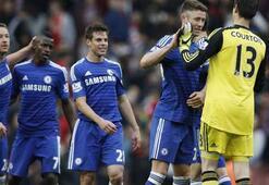 Chelsea şampi...