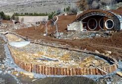Sivasın Hobbit evleri tatil köyüne dönüştürülüyor
