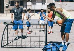 Sokak futbolu Neymar Jrs Five ile canlanıyor