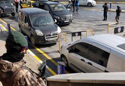 Kurt kapanı-16 başladı İstanbulun giriş ve çıkışları tutuldu