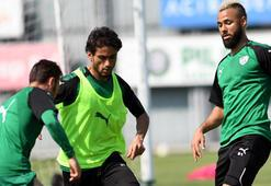 Bursasporda Atiker Konyaspor maçı hazırlıkları