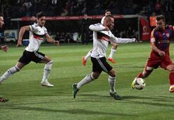 Beşiktaş - Kardemir Karabükspor: 2-1