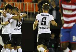 Valencia - Granada: 4-0