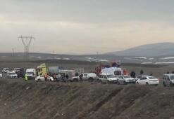 Ağrıda feci kaza: 4 ölü