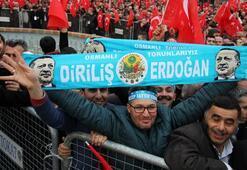 Cumhurbaşkanı Erdoğan Sinopta o eleştirilere sert çıktı