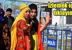 Diyarbakırda Nevruz bu yıl sönük geçti