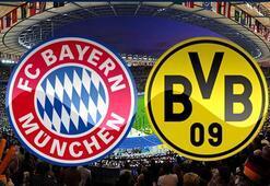 Bayern Münih Borussia Dortmund : 3-1