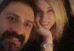 Erhan Çelikten sevgiliyle ilk paylaşım