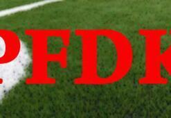 Galatasaray ve Trabzonspor PFDKya sevk edildi