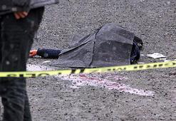 Erzurumda vahşi kadın cinayeti