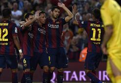 Barcelona - Getafe: 6-0