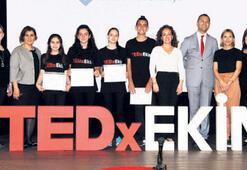 Ekin Koleji, TEDx ile 'Neden' sorusunu sordu