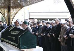 Cumhurbaşkanı Erdoğan, Abdullah Samet Demirin cenazesine katıldı