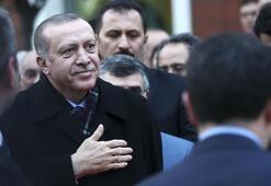 Cumhurbaşkanı Erdoğan, Sultanbeyli Belediyesini ziyaret etti