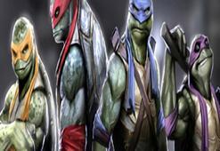 Ninja Kaplumbağalar vizyona dönüyor