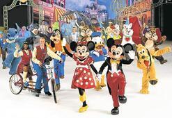 Disney'in buz macerası Türkiye'den başlıyor