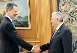 Başbakan Yıldırım, İspanya'da AB'ye mesaj verdi: Türkiye fedakârlık yapmasa Avrupa'da yaşanılmaz