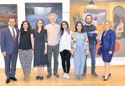 Genç sanatçılara destek