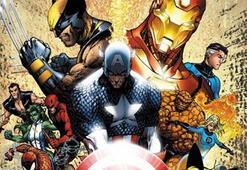 The Avengers geliyorlar...