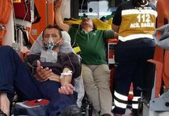 İzmirde iki kişi balon balığından zehirlendi
