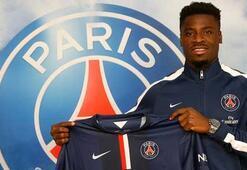 PSG, Auriernin bonservisini aldı