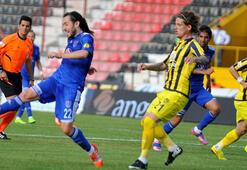 Gaziantep B.B. - Bucaspor: 0-0