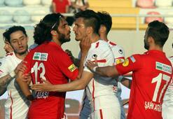 Antalyaspor: 1 - Boluspor: 1