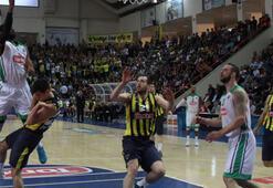 Torku Konyaspor - Fenerbahçe Ülker: 80-82